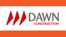 dawn construction logo